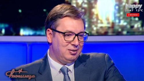 Predsednik Vučić: Evo kad će penzioneri dobiti paket pomoći na kućnu adresu