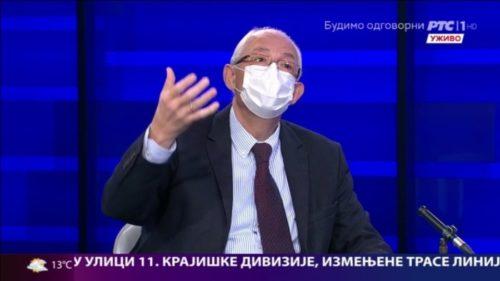Predrag Kon o svadbama: Može bez maske ako dolaze vakcinisani,oni koji su preležali ili da se testiraju!