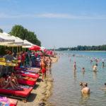 OTVORENA SEZONA KUPANJA NA ADI CIGANLIJI: Ovo je zabranjeno na najpopularnijem beogradskom kupalištu!