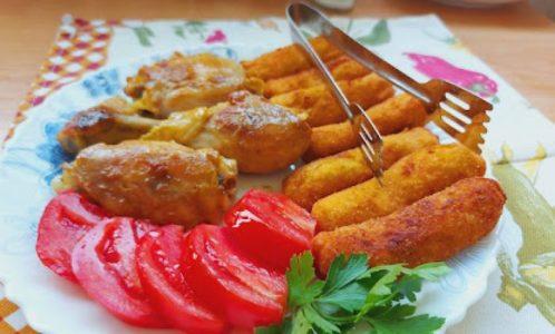 HRSKAVO I UKUSNO! Kroketi od krompira, može kao samostalno jelo ili prilog uz meso (VIDEO)