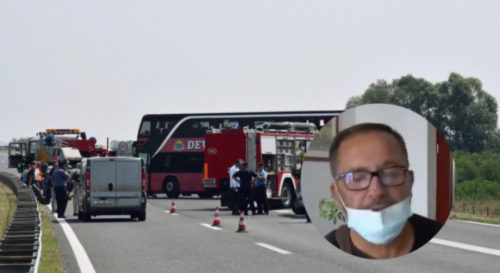 VIDEO SAM UMRLE, LJUDE BEZ RUKE: Potresna ispovest putnika iz autobusa smrti u Hrvatskoj! (VIDEO)