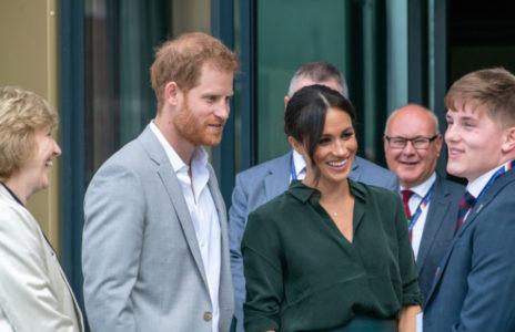 POTPUNO NEOČEKIVANO: Kraljevska porodica se oglasila povodom rođendana Megan Markl, pljušte komentari!