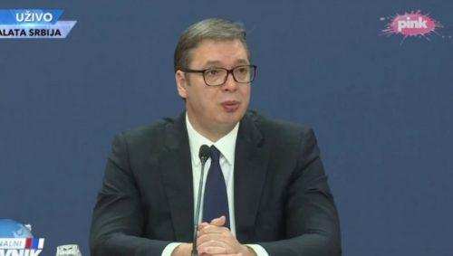 ALEKSANDAR VUĆIĆ: Očekujemo do kraja godine stopu rasta od 7,5 odsto, to bi nam to omogućilo povećanje plata i penzija!