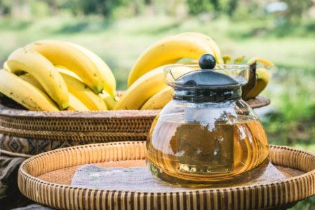 VEOMA ZDRAV NAPITAK: Da li ste čuli za čaj od banane?
