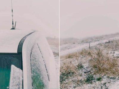 ZABELELO SE U SRBIJI, METEOROLOG ĐURIĆ IZNEO NAJNOVIJU PROGNOZU: Stigao ledeni talas, evo kad će otopliti